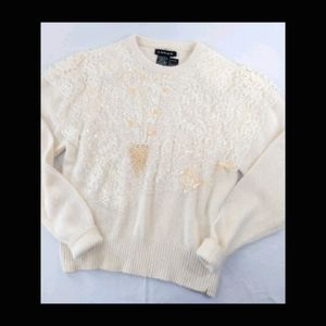 Vintage 80's I.B. Diffusion Sweater Size Large